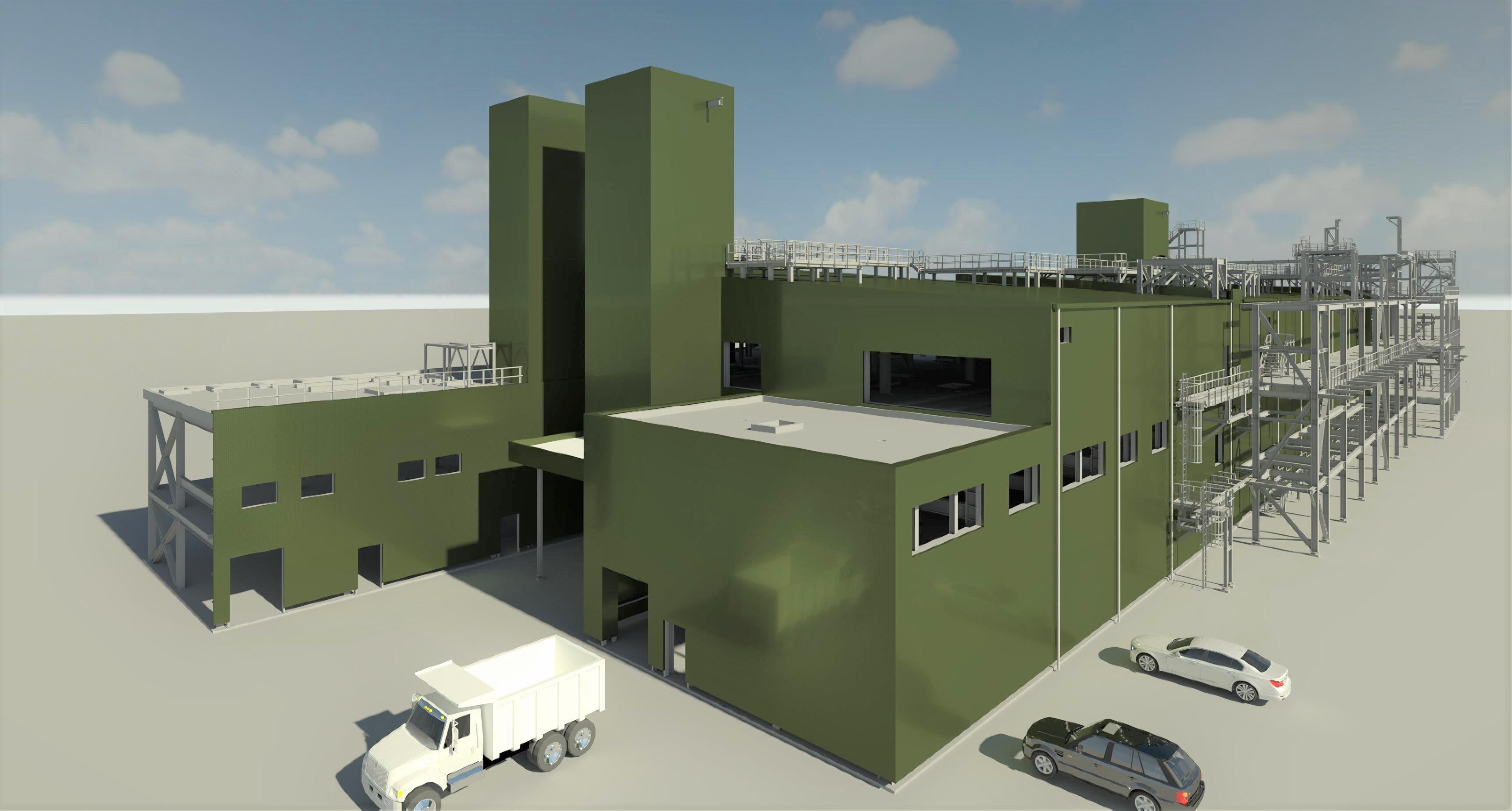 KUBUS-DUPONT LUXEMBURG-3D View-render 7d met autos