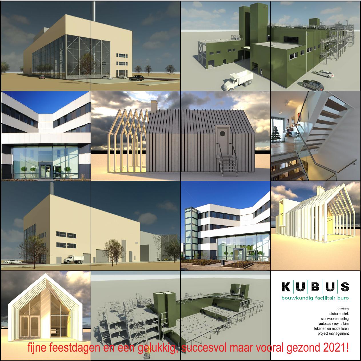 KUBUS-nieuwjaarskaart 2020-2021